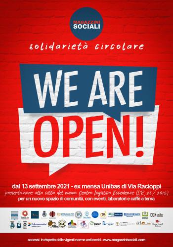 locandina open